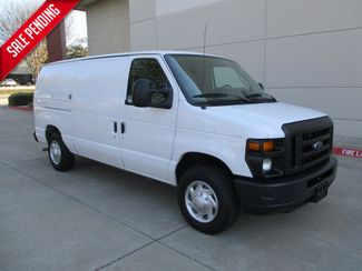 2012 Ford E-Series Cargo Van Commercial Plano, Texas