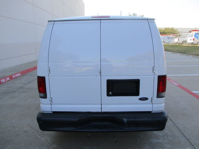 2012 Ford E-Series Cargo Van Commercial Plano, Texas 3