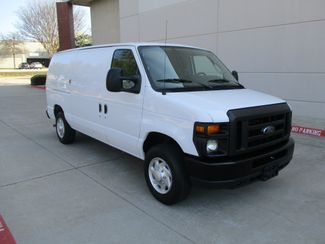 2012 Ford E-Series Cargo Van Commercial Bins and Bulk Head Plano, Texas