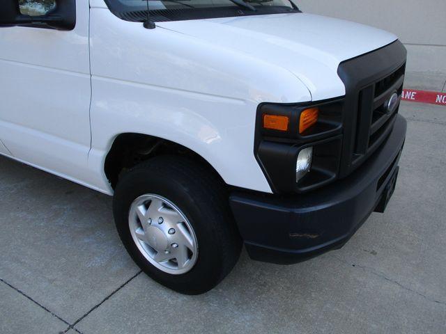 2012 Ford E-Series Cargo Van Commercial Bens and Bulk Head Plano, Texas 5