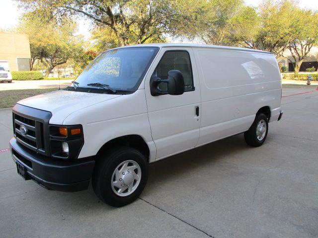 2012 Ford E-Series Cargo Van Commercial Bens and Bulk Head Plano, Texas 7