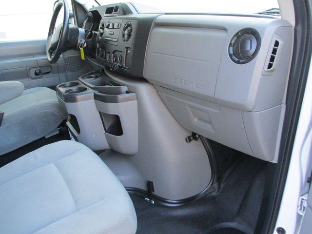 2012 Ford E-Series Cargo Van Commercial Bens and Bulk Head Plano, Texas 20