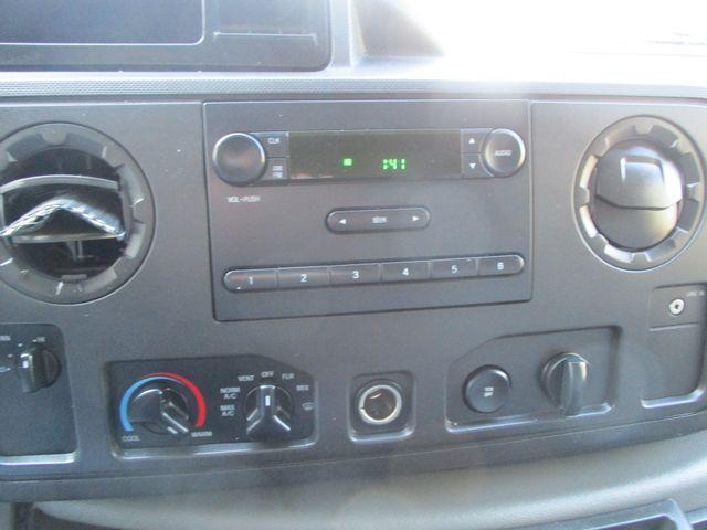2012 Ford E-Series Cargo Van Commercial Bens and Bulk Head Plano, Texas 23