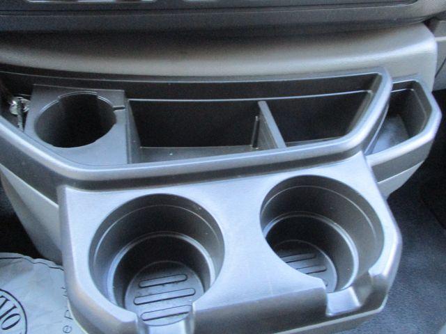 2012 Ford E-Series Cargo Van Commercial Bens and Bulk Head Plano, Texas 24