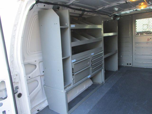 2012 Ford E-Series Cargo Van Commercial Bens and Bulk Head Plano, Texas 25