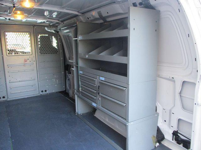 2012 Ford E-Series Cargo Van Commercial Bens and Bulk Head Plano, Texas 26