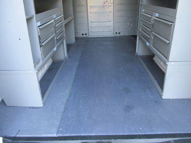 2012 Ford E-Series Cargo Van Commercial Bens and Bulk Head Plano, Texas 27