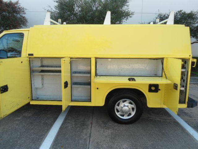2012 Ford E-Series Cutaway KUV by Knapheide Plano, Texas 14