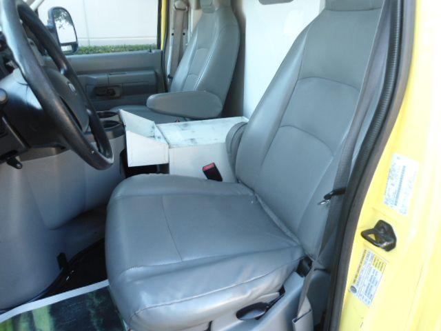 2012 Ford E-Series Cutaway KUV by Knapheide Plano, Texas 17