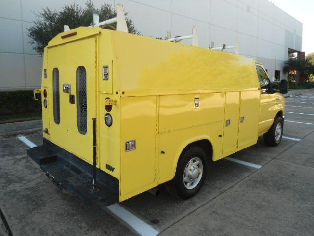 2012 Ford E-Series Cutaway KUV by Knapheide Plano, Texas 2