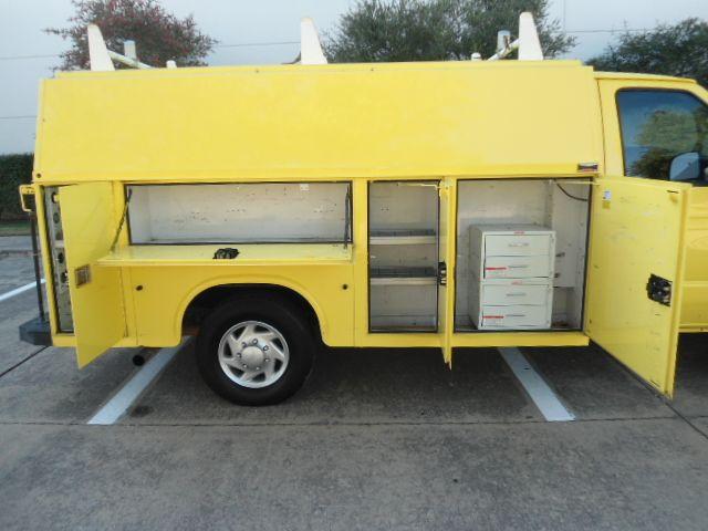 2012 Ford E-Series Cutaway KUV by Knapheide Plano, Texas 5