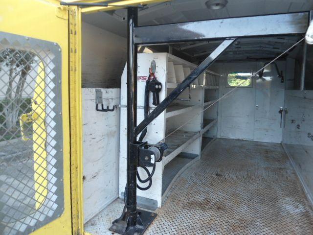 2012 Ford E-Series Cutaway KUV by Knapheide Plano, Texas 7