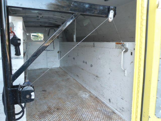 2012 Ford E-Series Cutaway KUV by Knapheide Plano, Texas 8