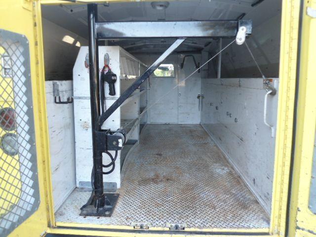 2012 Ford E-Series Cutaway KUV by Knapheide Plano, Texas 9