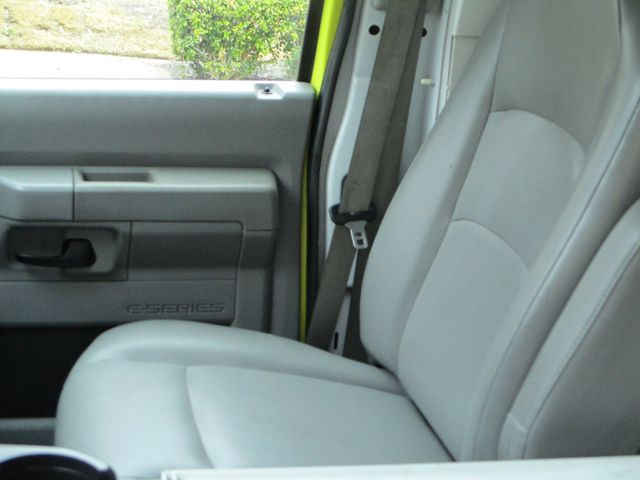 2012 Ford E-Series Cutaway KUV Knapheide Bed Plano, Texas 24