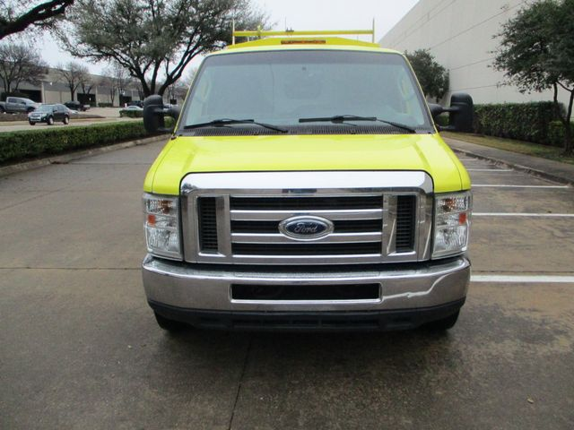 2012 Ford E-Series Cutaway KUV Knapheide Bed Plano, Texas 5