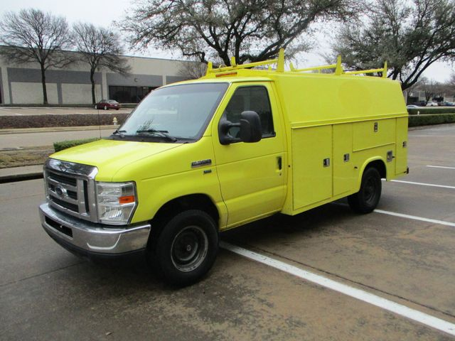 2012 Ford E-Series Cutaway KUV Knapheide Bed Plano, Texas 6