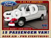 2012 Ford E-Series Wagon E350 XLT EXT 15 Passenger Van Mooresville , NC