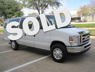 2012 Ford E350 XLT 15 Passenger X/Nice ONLY 70k Miles Plano, Texas