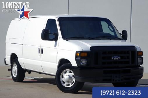 2012 Ford Cargo Van E250 Vans