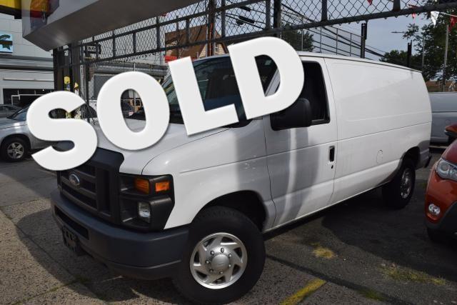 2012 Ford Econoline Cargo Van E-250 Richmond Hill, New York 0