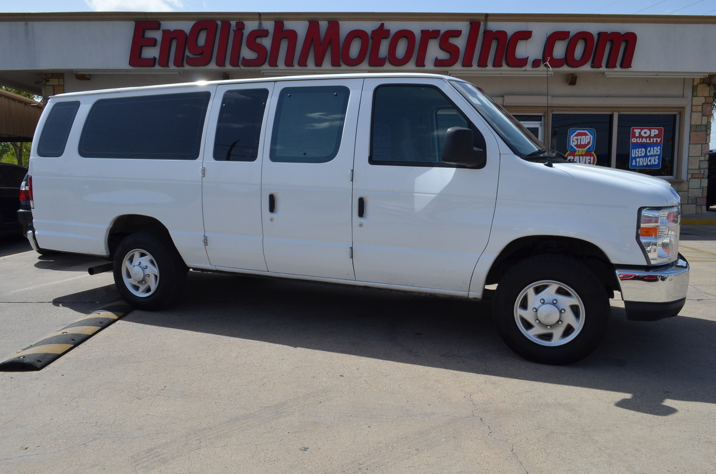 2012 ford e series wagon xlt brownsville tx english motors for English motors inc brownsville tx