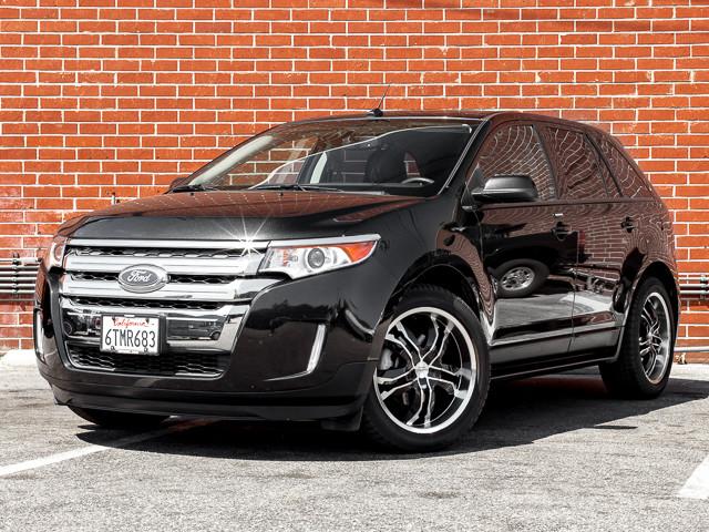 2012 Ford Edge SEL Burbank, CA 0