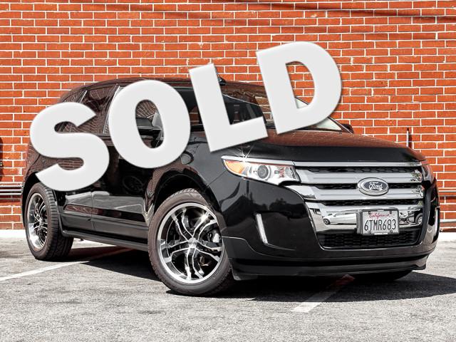 2012 Ford Edge SEL Burbank, CA 1