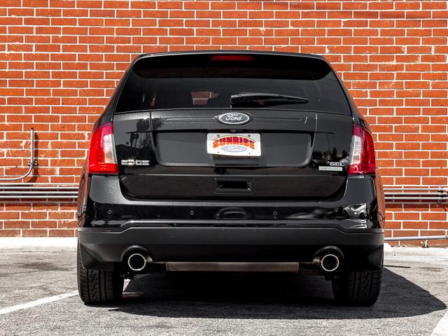 2012 Ford Edge SEL Burbank, CA 3
