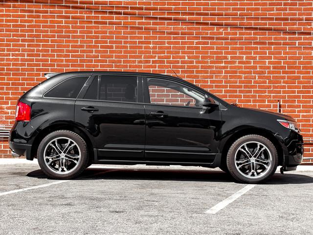 2012 Ford Edge SEL Burbank, CA 4
