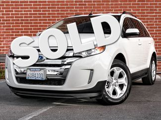 2012 Ford Edge SEL Burbank, CA