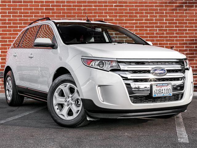 2012 Ford Edge SEL Burbank, CA 2