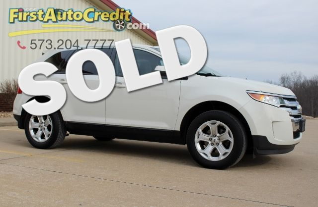 2012 Ford Edge SEL | Jackson , MO | First Auto Credit in Jackson  MO