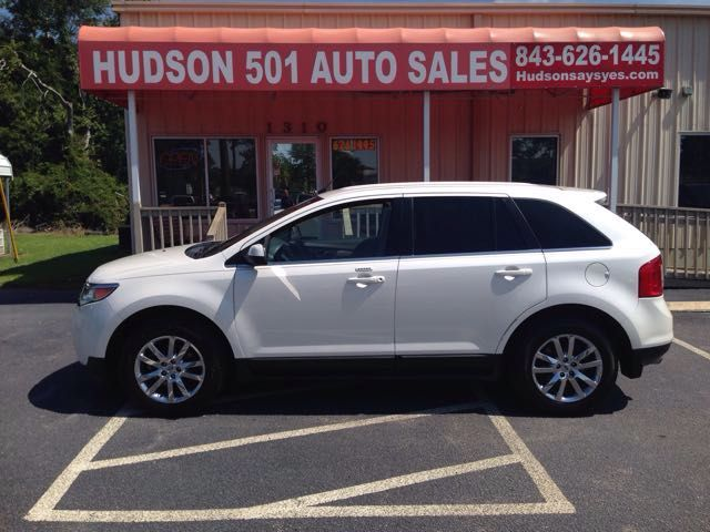 2012 Ford Edge Limited | Myrtle Beach, South Carolina | Hudson Auto Sales in Myrtle Beach South Carolina