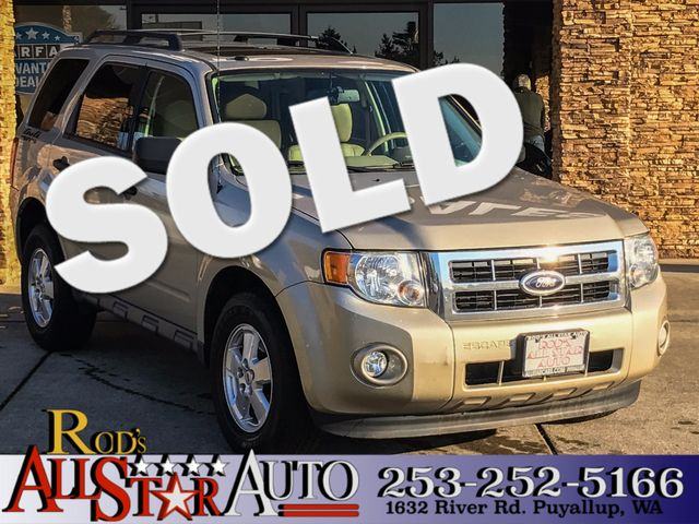 2012 Ford Escape AWD XLT The CARFAX Buy Back Guarantee that comes with this vehicle means that you