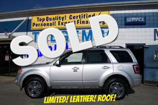 2012 Ford Escape 4x4 Limited Bentleyville, Pennsylvania