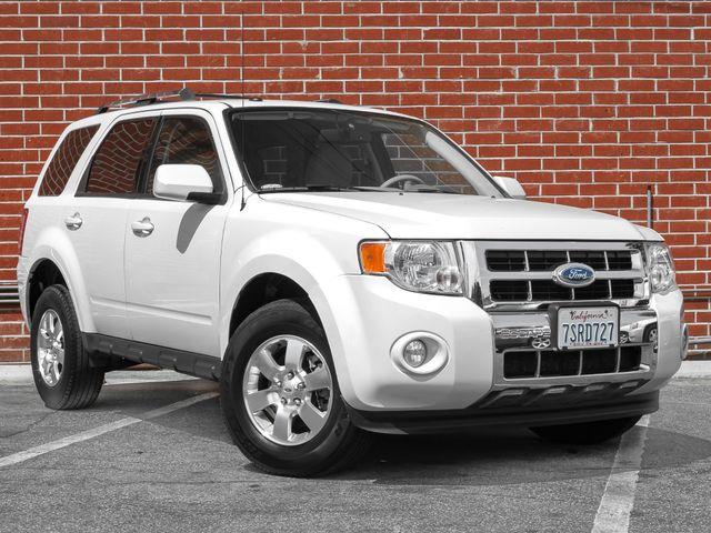 2012 Ford Escape Limited Burbank, CA 1