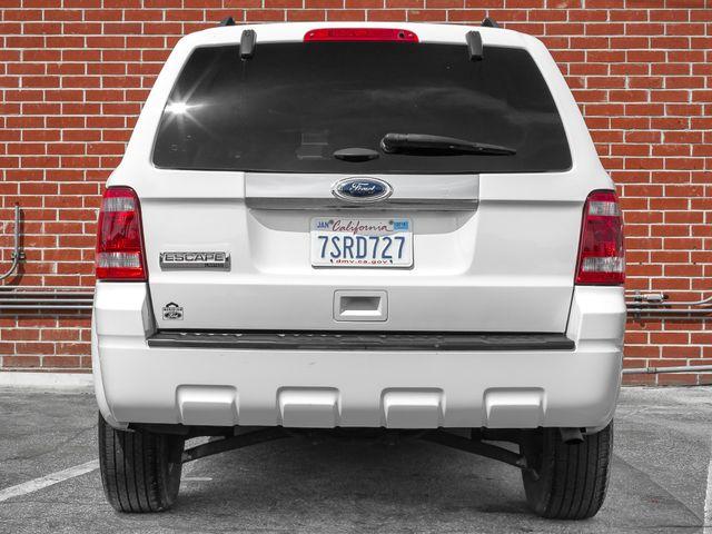 2012 Ford Escape Limited Burbank, CA 3