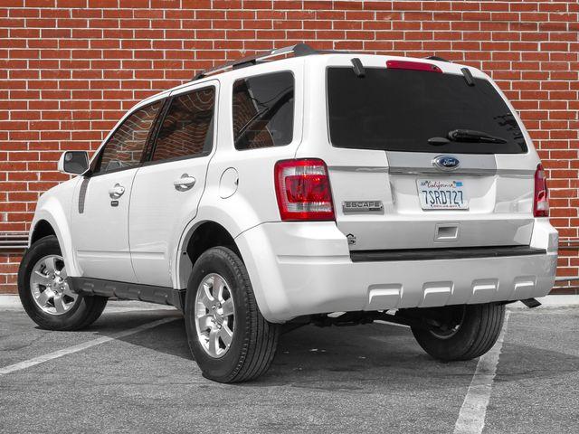 2012 Ford Escape Limited Burbank, CA 7