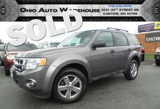 2012 Ford Escape XLT 4x4 Sunroof 1-Owner Clean Carfax We Finance | Canton, Ohio | Ohio Auto Warehouse LLC in  Ohio