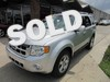 2012 Ford Escape Limited LEATHER ROOF CHROME RIMS MUST SEE CLEAN CARFAX!!! Thibodaux, Louisiana