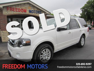 2012 Ford Expedition Limited in Abilene Texas
