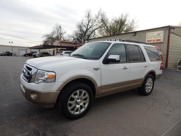 2012 Ford EXPEDITION  in Chickasha