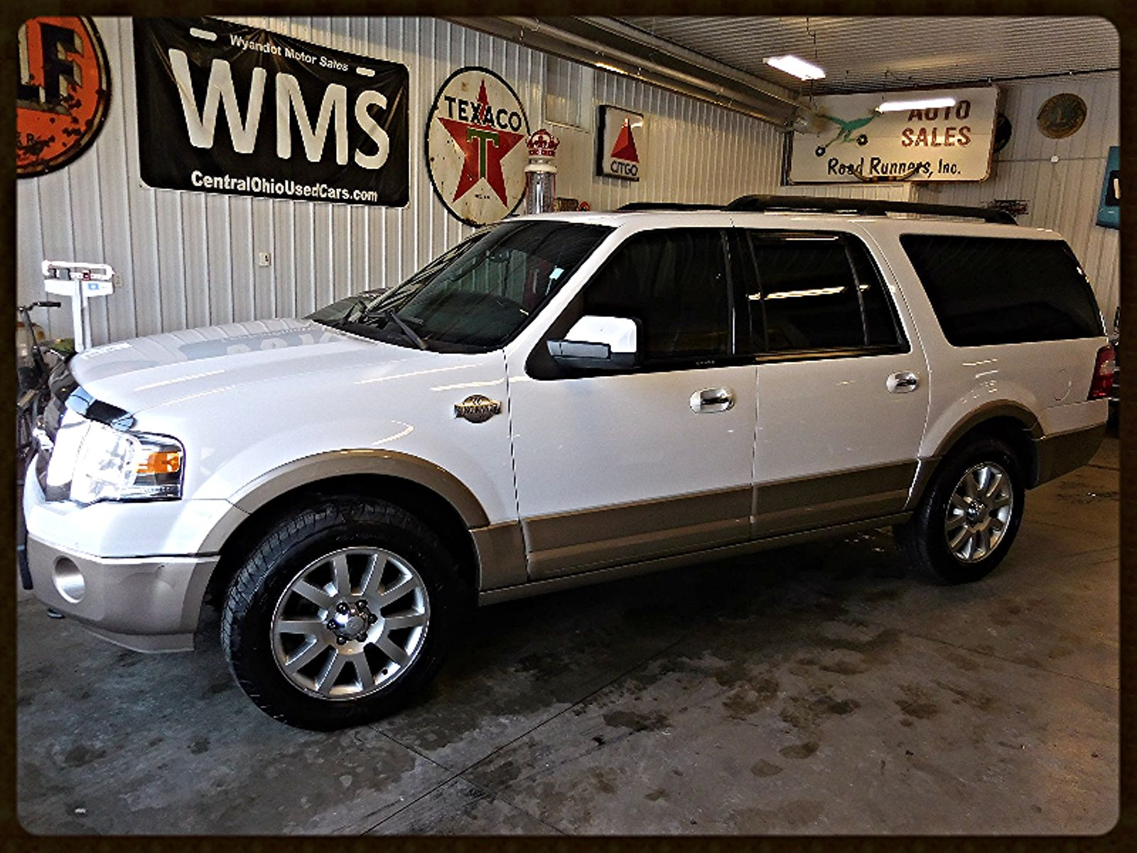 Ford Expedition El King Ranch In Ohio