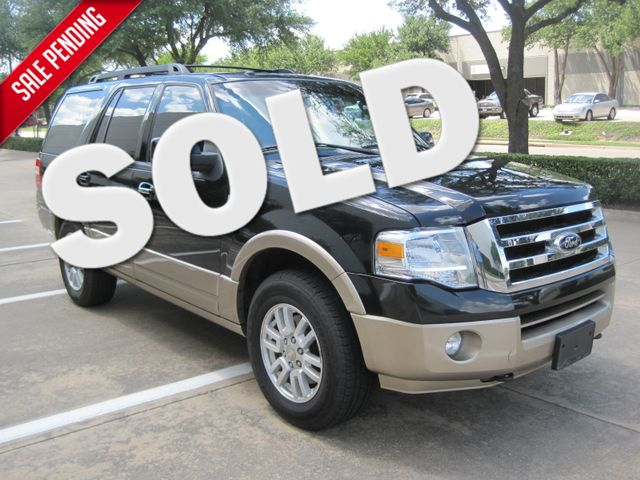 2012 Ford Expedition King Ranch Plano, Texas 0