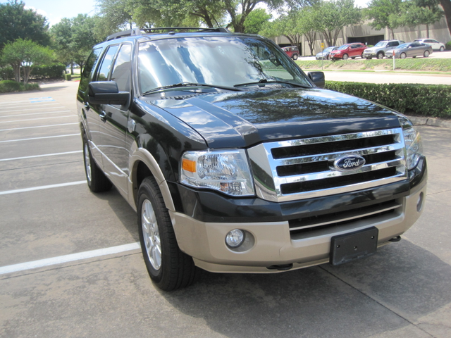 2012 Ford Expedition King Ranch Plano, Texas 1