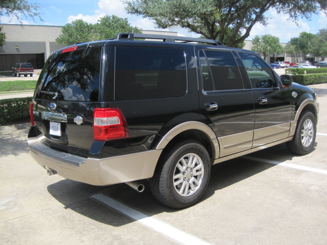 2012 Ford Expedition King Ranch Plano, Texas 11