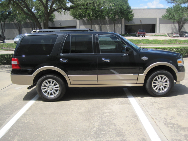 2012 Ford Expedition King Ranch Plano, Texas 6
