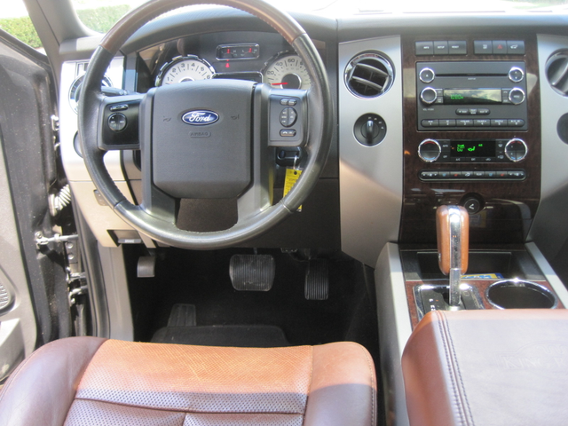 2012 Ford Expedition King Ranch Plano, Texas 21