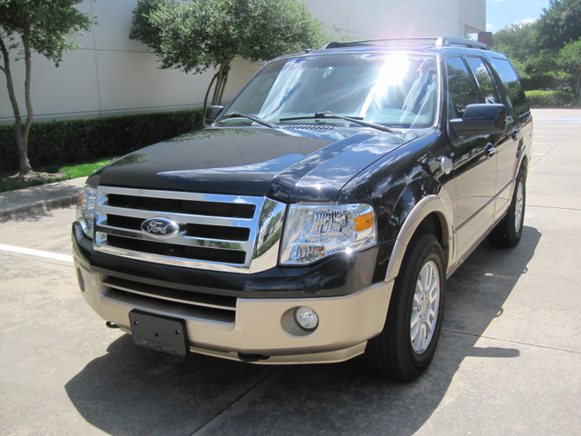 2012 Ford Expedition King Ranch Plano, Texas 3